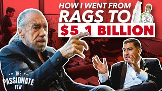 How I Became A BILLIONAIRE After Being Broke & Homeless Twice! 🤑 (JOHN PAUL DEJORIA INTERVIEW)