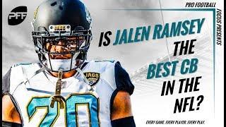 Is Jalen Ramsey the best cornerback in the NFL? | PFF