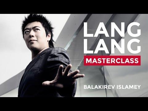 Lang Lang Masterclass at the Royal College of Music: Balakirev's Islamey (Oriental Fantasy) op 18