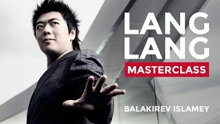 Lang Lang Masterclass at the Royal College of Music: Balakirev's Islamey (Oriental Fantasy) op 18