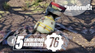 Encuentros Aleatorios · 1   Fallout 76