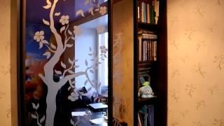 Наши шкафы-купе у клиентов 5 (пескоструй).MOV(, 2012-03-26T17:12:43.000Z)