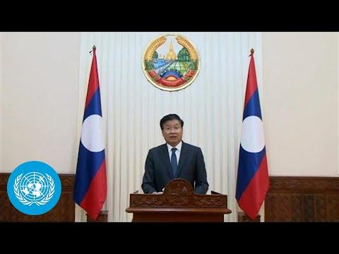 🇱🇦 Lao People's Democratic Republic - Prime Minister Addresses General Debate, 75th Session