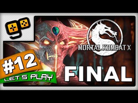 Let's Play:Mortal Kombat X - Parte 12[FINAL] - Cassie Cage