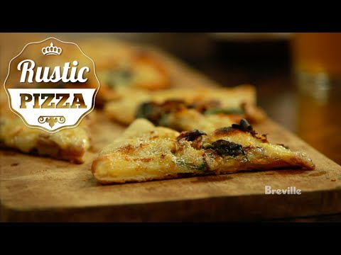 Breville Presents: Beer Drinker Food Thinker With Jeremy Sewall - Rustic Pizza Recipe