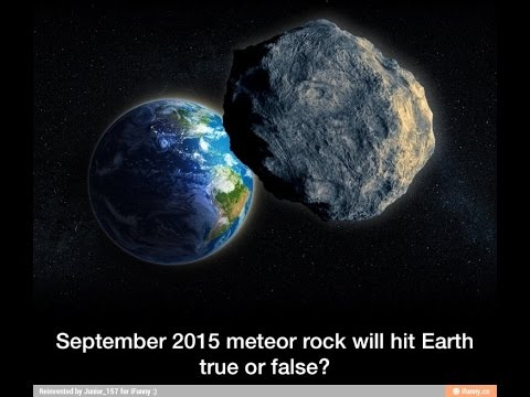NASA Says Asteroid Wont Destroy The World Next Month. BUT ...
