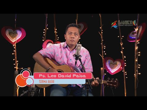 Altar of Worship (Terima Kasih) - Ps. Leo David Paisa #loveneverfails