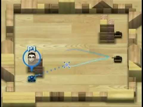 wii play tanks mission 50 youtube rh youtube com Wii Play Fishing wii play tanks strategy guide