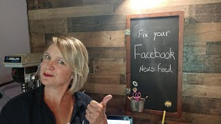 How to Fix Your Facebook News Feed