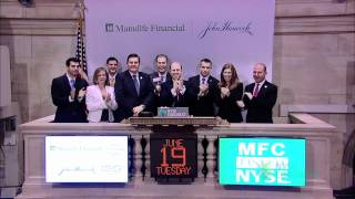 Manulife Financial Corporation Celebrates 125th Anniversary