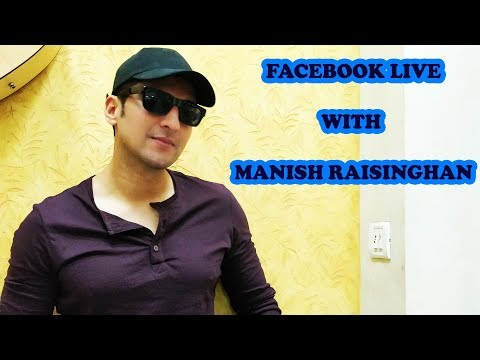 IWMBuzz: Facebook live with Manish Raisinghan