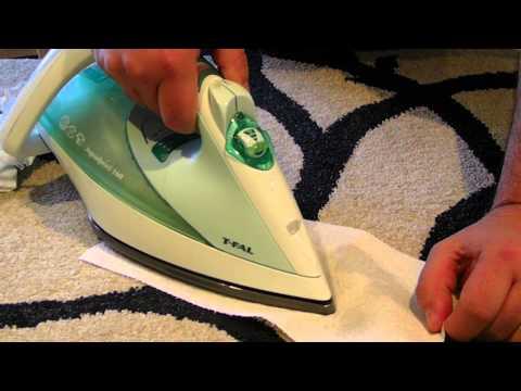 Comment nettoyer sec tapis et moquettes doovi - Comment detacher un matelas ...