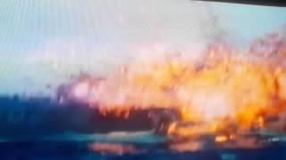 Морской бой. Отрывок
