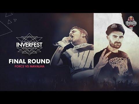 Force vs Navalha: Inverfest 2018