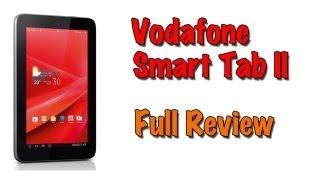Vodafone Smart Tab II - Full Review