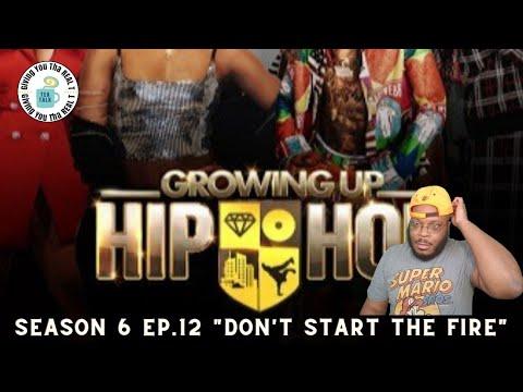 "Download Growing Up Hip Hop Season 6 Ep. 12 ""Don't Start the Fire"" (REVIEW) #GUHH #GUHHLA #WETV"