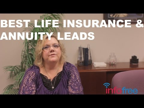 Best Life Insurance and Annuity Leads - Infofree.com