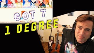 Gambar cover Reaction to GOT7 - 1 DEGREE //  Reacting to KPOP May 2019 / Guitarist Reacts