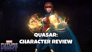 Quasar: Character Review + Game Mode Testing - Marvel Future Fight