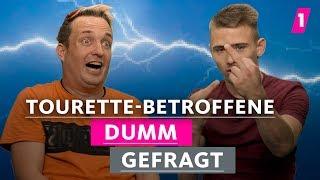 Sex mit Tourette? | 1LIVE Dumm Gefragt