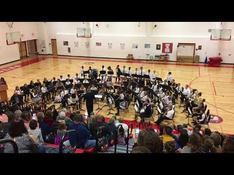 CIS 5th Grade Band Concert