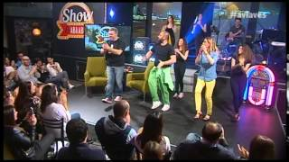 Parumba  Eipa sou xtenistou lio  SHOW & Avlaves SIGMA tv 1