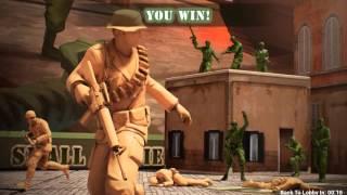 Смотр игры The Mean Greens - Plastic Warfare (зеленые солдатики)