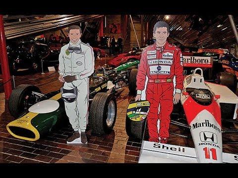 Semelhanças entre Ayrton Senna e Jim Clark