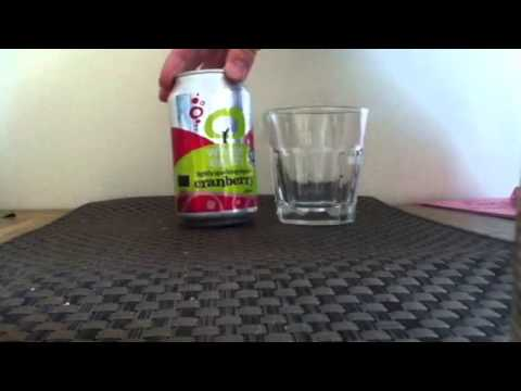 Whole Earth Cranberry Drink Review