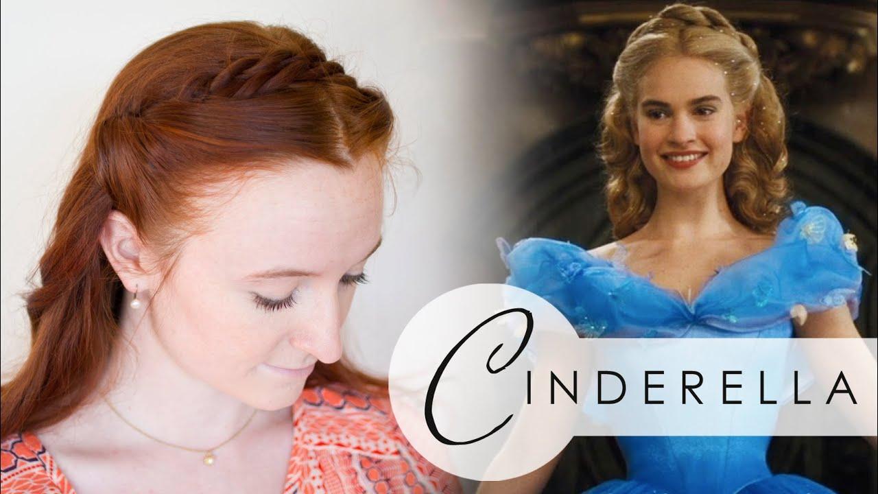 Princess Cinderella Hairstyle Games Hair