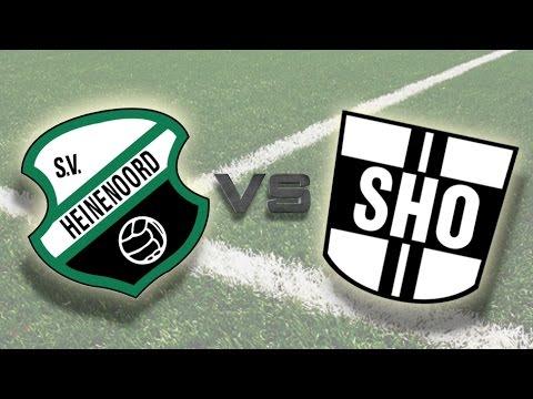 Derby Heinenoord - SHO | HW1 Sport Hoeksche Waard