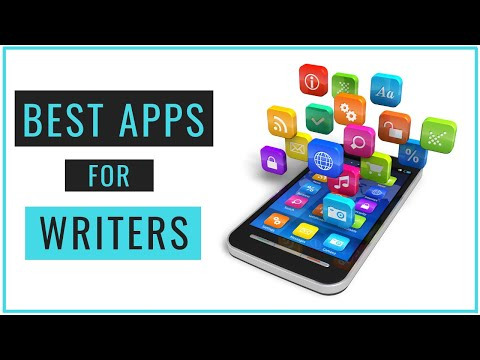 Apps For Writing A Book 🙌🏾 [2019]