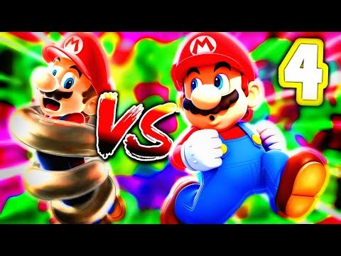 "Super Smash Bros Ultimate WORLD OF LIGHT - ""MARIO VS....MARIO"" - Episode 4 thumbnail"