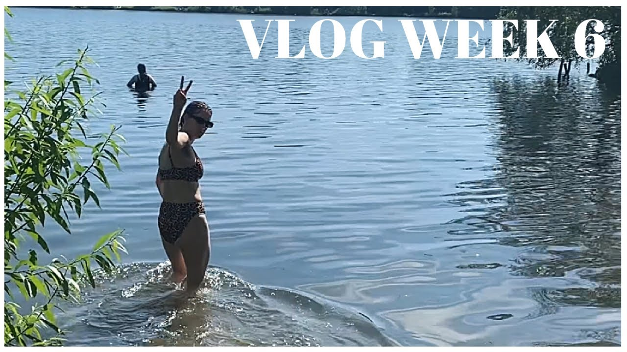 VLOG WEEK 6 | A SHORT WEEK OF SUNSHINE | WUTHERING TIGHTS