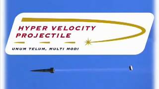 Office Of Naval Research - Hyper Velocity GPS-Guided Projectile Test Firing [480p]
