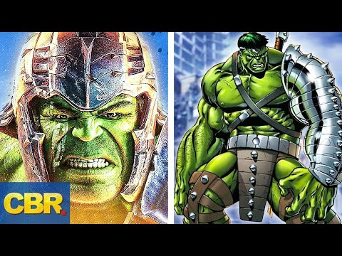 World War Hulk Could Come To The MCU