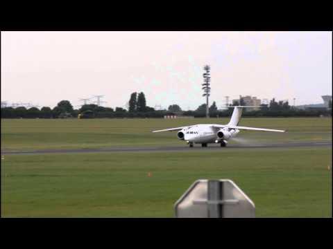 Antonov An-158 Paris Air Show 2013