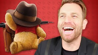 "Ewan McGregor Takes The ""Which Winnie The Pooh Character Are You"" Quiz"