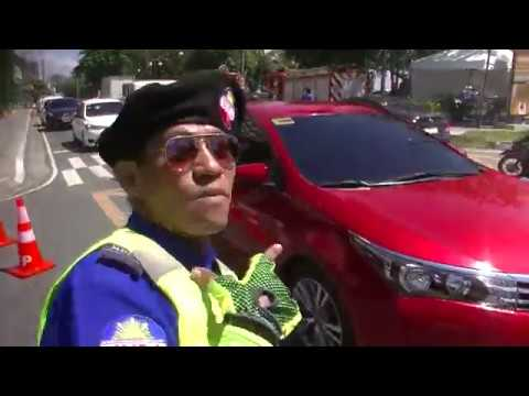 Manila Tough Armed Cops Going Into Action! - Philippines/Oz Fun