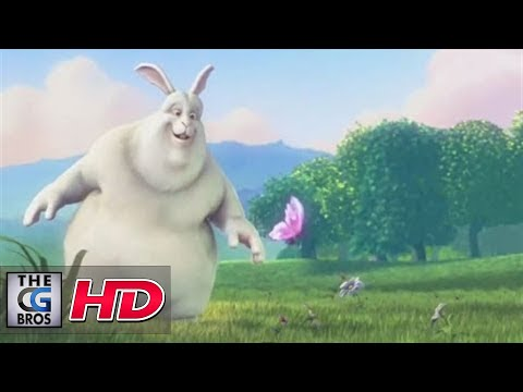 "CGI 3D Animated Short 'Classic' HD: ""Big Buck Bunny"" - by Blender Foundation"