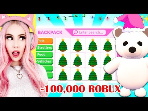 SPENDING ALL MY ROBUX UNTIL I GET ALL NEW PETS CHALLENGE! I Rage Quit... Roblox Adopt Me