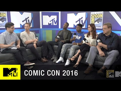 "Brie Larson is Amazed by ""Kong: Skull Island"" Footage 