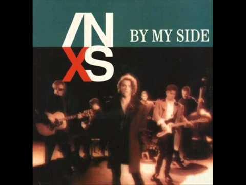 INXS - By My Side with Lyrics