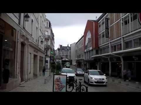 City Centre, Orleans, France