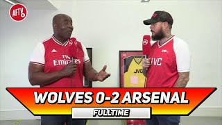 Wolves 0-2 Arsenal | Start Respecting Arteta! (DT)