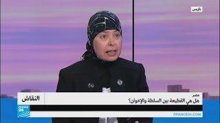 مايسة عبد اللطيف:  في مصر عندنا بلطجية وليس وزارة داخلية