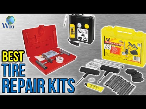 8 Best Tire Repair Kits 2017