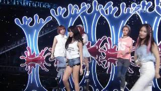 4minute - Intro + Is It Poppin' 130630 SBS Inkigayo Comeback Stage.