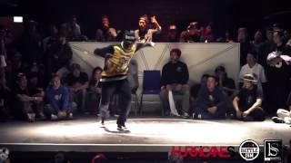 Flosstradamus - Rollup (Baauer Remix)_Ben Wichert Hip Hop Dance