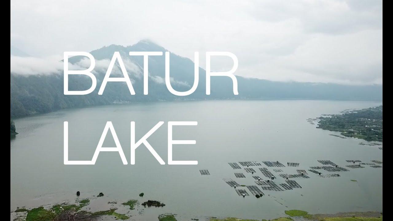 Download Lake Batur Bali by Drone